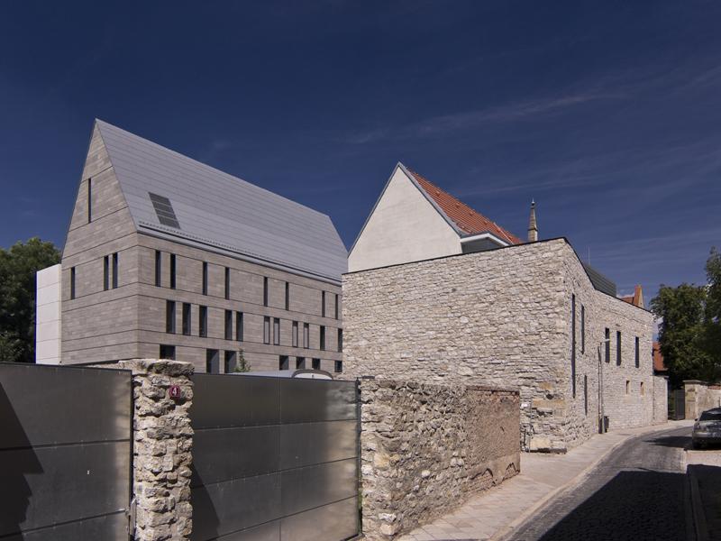Architektur Erfurt junk reich architekten bda planungsgesellschaft mbh